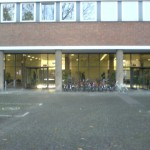 WISO факултета отвън